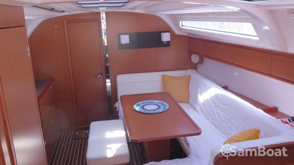 Bavaria Cruiser 41 zwischen Privatpersonen und professionellem Anbieter Castellammare di Stabia