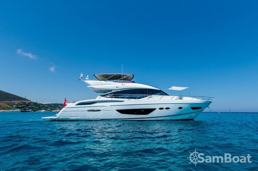 "Yachten mieten in Saint-Tropez - Princess 22.60 metres (74' 2"")"