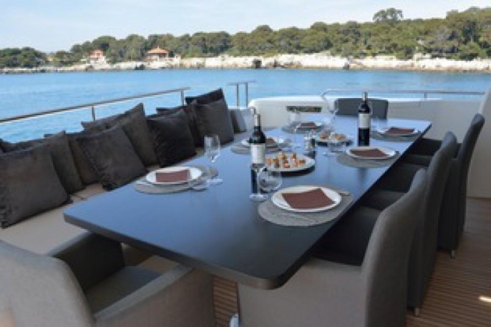 Yachten mit oder ohne Skipper Ferretti mieten in Cannes