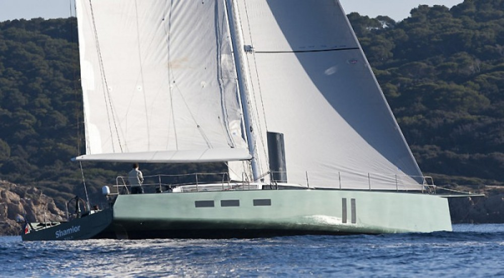 "Yacht-Charter in Antibes - Maxi-Dolphin 22.40 metres (73' 6"") auf SamBoat"