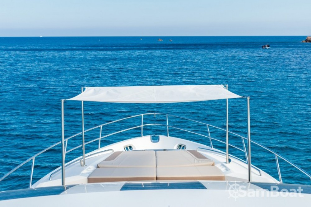 "Bootsverleih Saint-Tropez günstig 22.60 metres (74' 2"")"