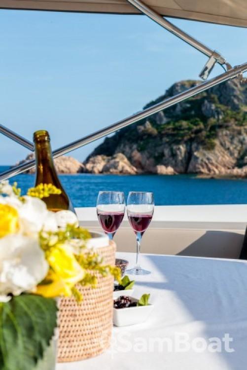 Yachten mit oder ohne Skipper Princess mieten in Saint-Tropez