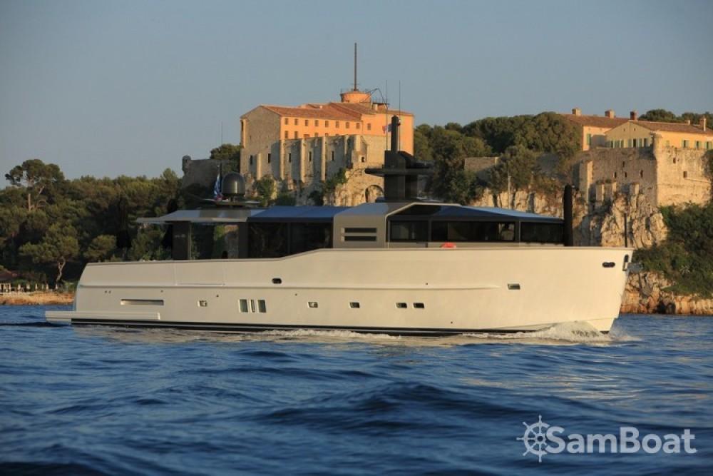 Yachten mieten in Cannes - Arcadia-Yachts 25.90 metres (85')
