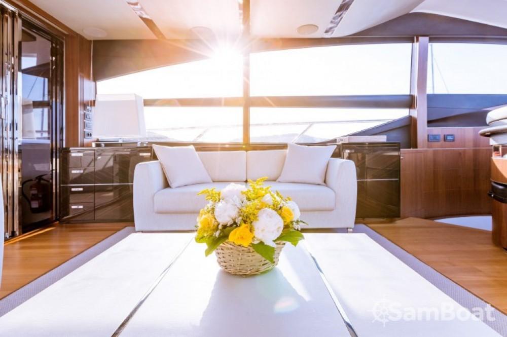 "Bootsverleih Princess 22.60 metres (74' 2"") Saint-Tropez Samboat"