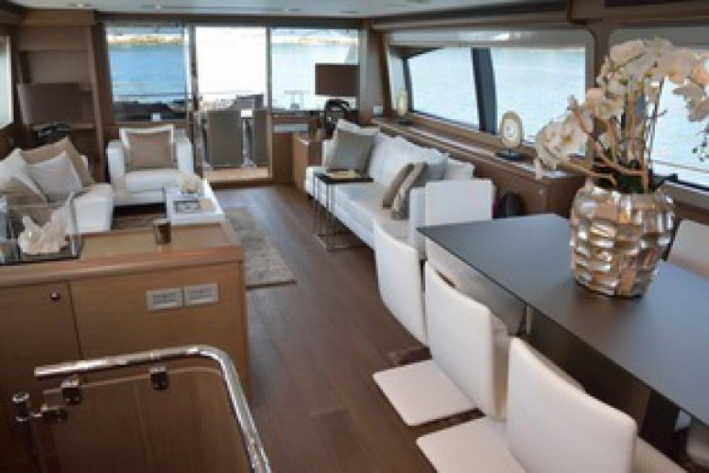 "Bootsverleih Ferretti 24.71 metres (81' 1"") Cannes Samboat"