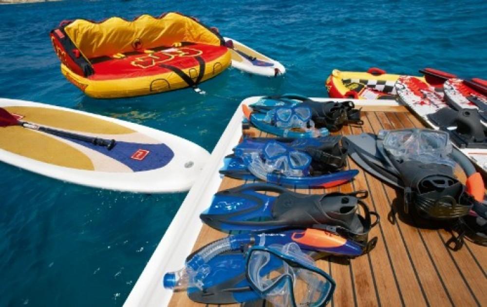 Yacht-Charter in Golfe-Juan - Maiora 24.00 metres (78') auf SamBoat
