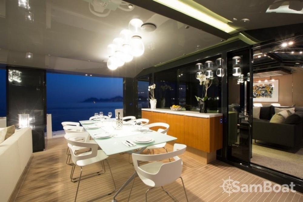 Bootsverleih Arcadia-Yachts 25.90 metres (85') Cannes Samboat