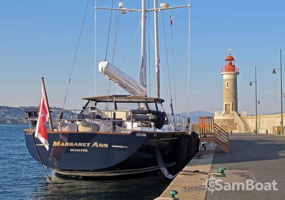 "Bootsverleih Pendennis 29.15 metres (95' 8"") Antibes Samboat"