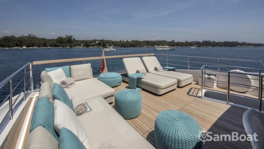 """Bootsverleih San Lorenzo 29.10 metres (95' 6"""") Antibes Samboat"""