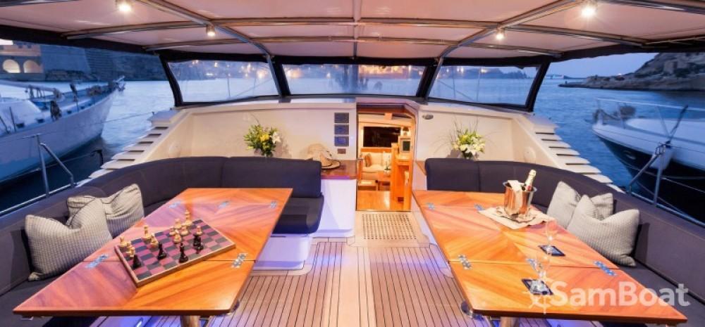 "Yacht-Charter in Antibes - Pendennis 29.15 metres (95' 8"") auf SamBoat"