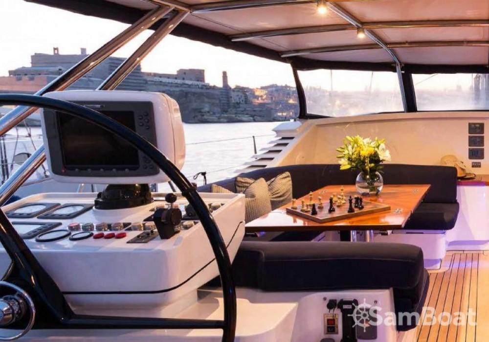Vermietung Segelboot Pendennis mit Führerschein