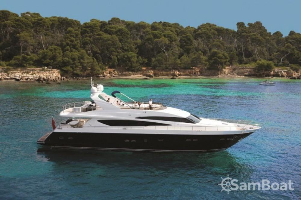 Yachten mit oder ohne Skipper Princess mieten in Antibes