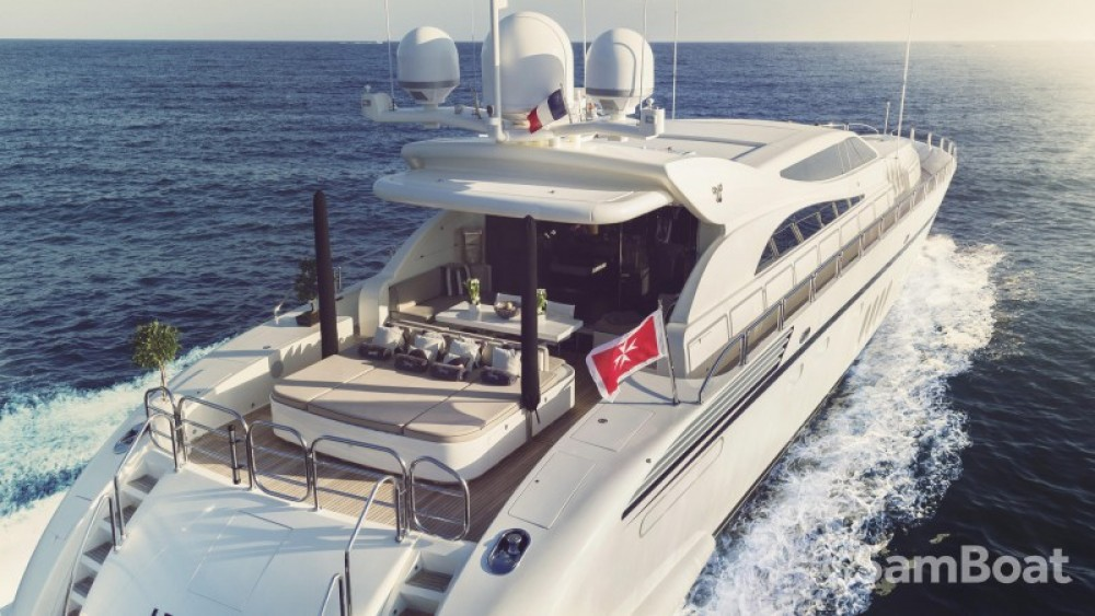Yachten mit oder ohne Skipper Andrea-Bacigalupo mieten in Cannes
