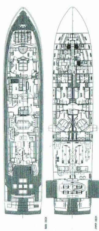 "Ein Zuccon-International-Project 39.60 metres (129' 11"") mieten in Monaco"