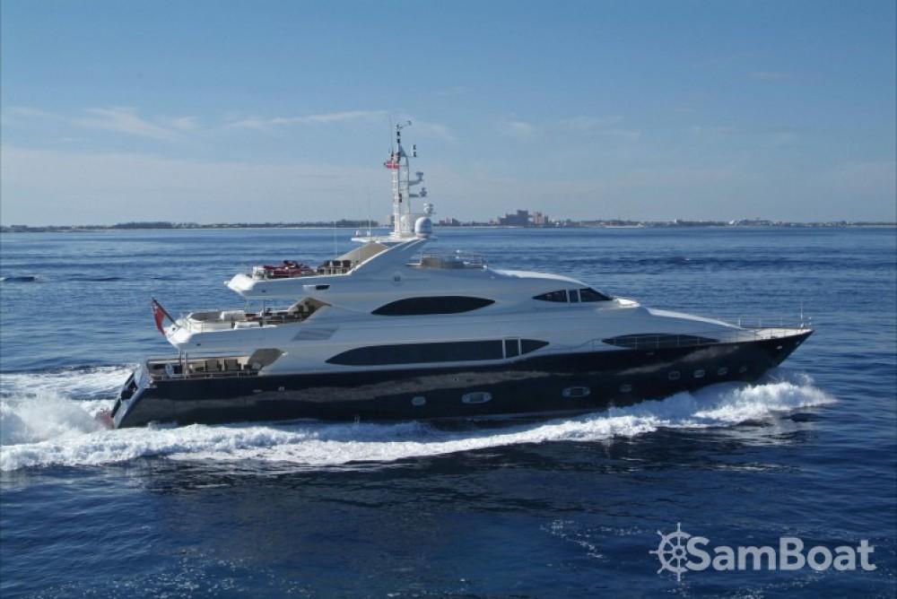 "Bootsverleih Zuccon-International-Project 39.60 metres (129' 11"") Monaco Samboat"