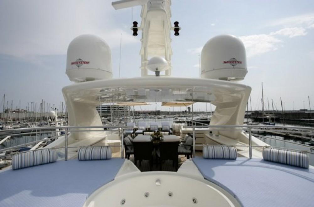 Yachten mit oder ohne Skipper Zuccon-International-Project mieten in Monaco