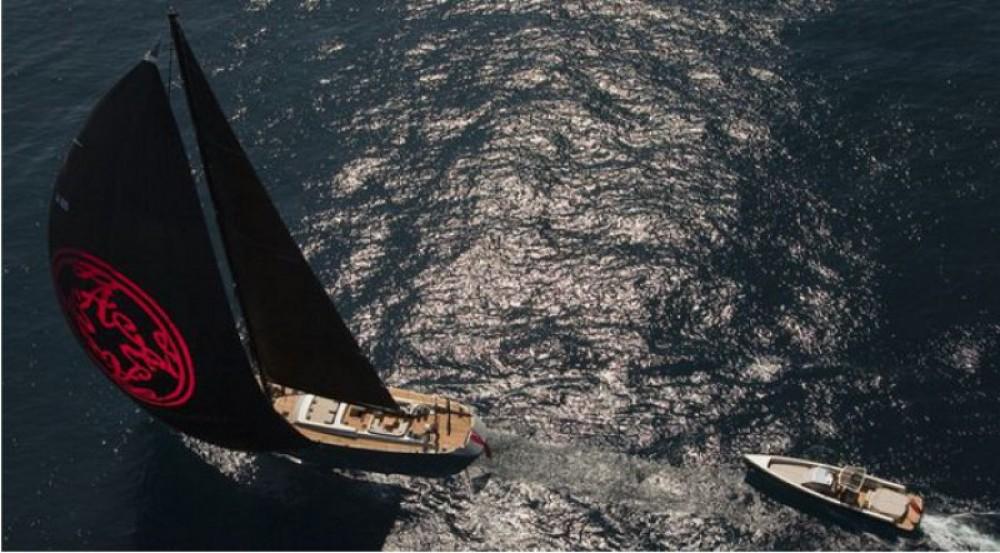 """Segelboot mieten in Monaco - German-Frers 30.45 metres (99' 11"""")"""