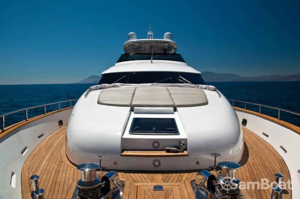 """Bootsverleih Maiora 28.70 metres (94' 2"""") Cannes Samboat"""