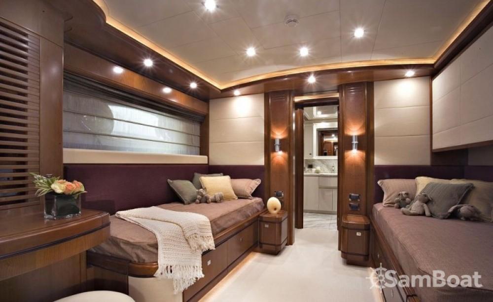 "Yacht-Charter in Monaco - Zuccon-International-Project 39.60 metres (129' 11"") auf SamBoat"