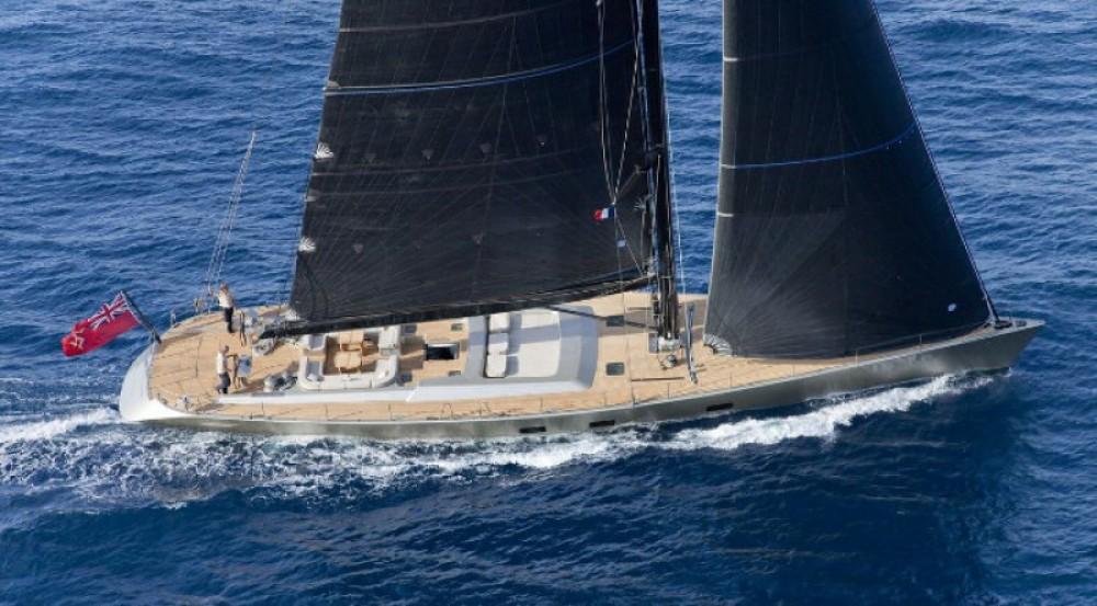 Segelboot mit oder ohne Skipper German-Frers mieten in Monaco