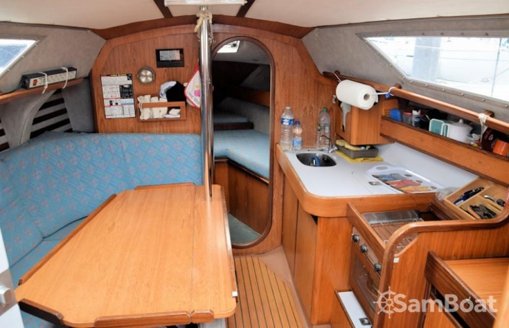 Segelboot mieten in Pays de la Loire - Gibert Marine Gib Sea 282 Di
