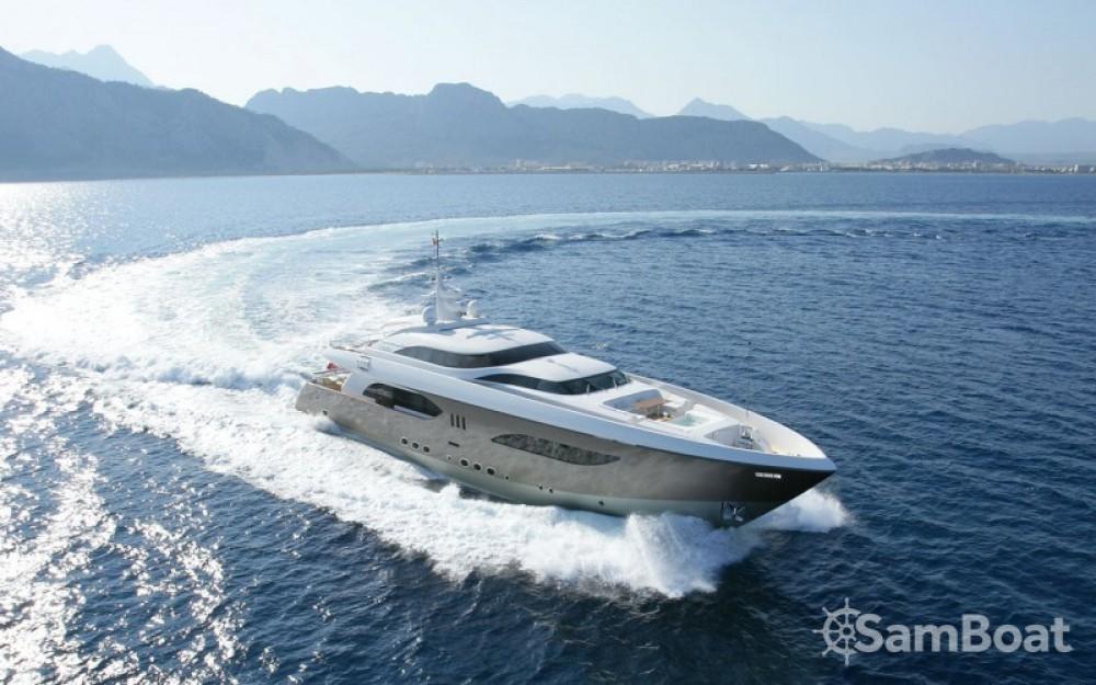 """Yachten mieten in Monaco - Tamsen-Yachts 40.00 metres (131' 3"""")"""