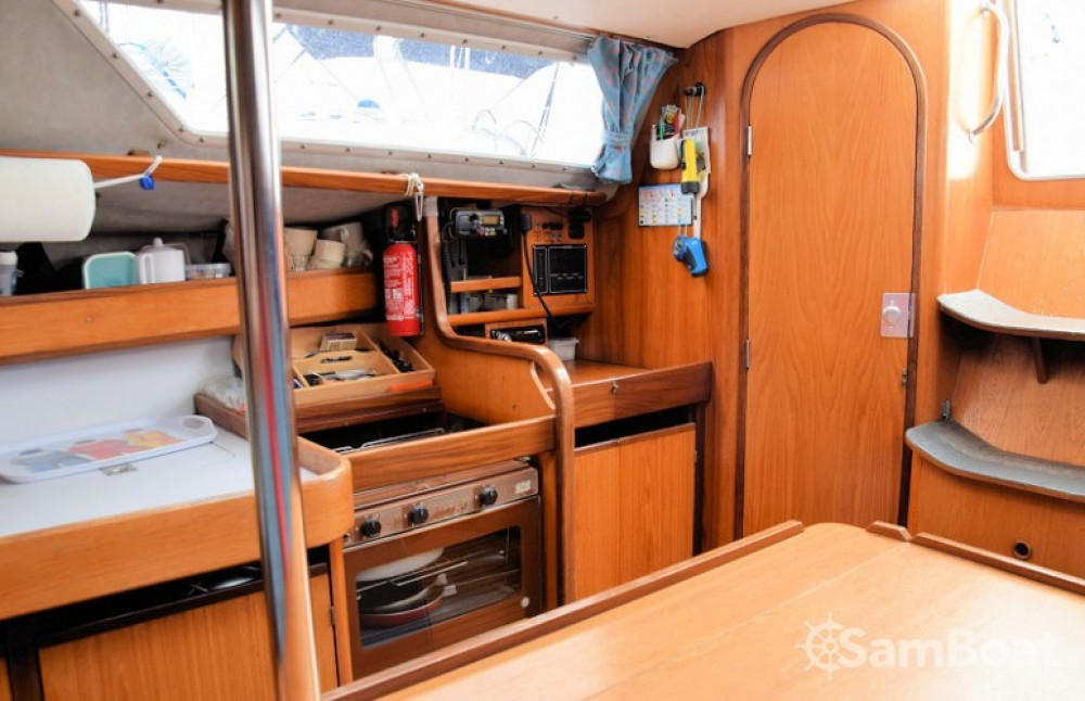 Segelboot mieten in Pays de la Loire zum besten Preis