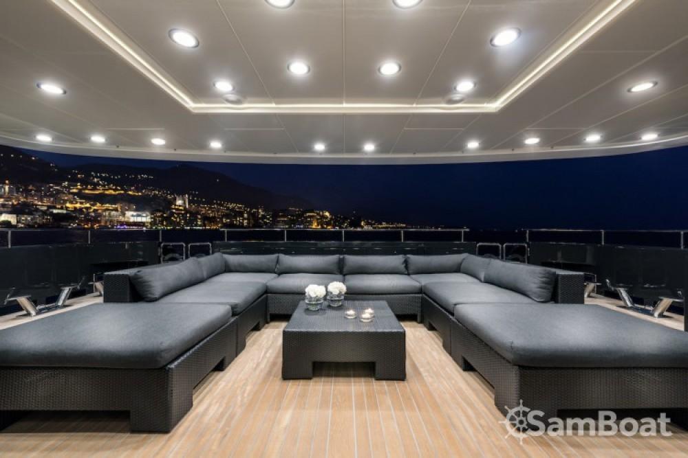 "Bootsverleih Concept-Marine 42.90 metres (140' 9"") Monaco Samboat"