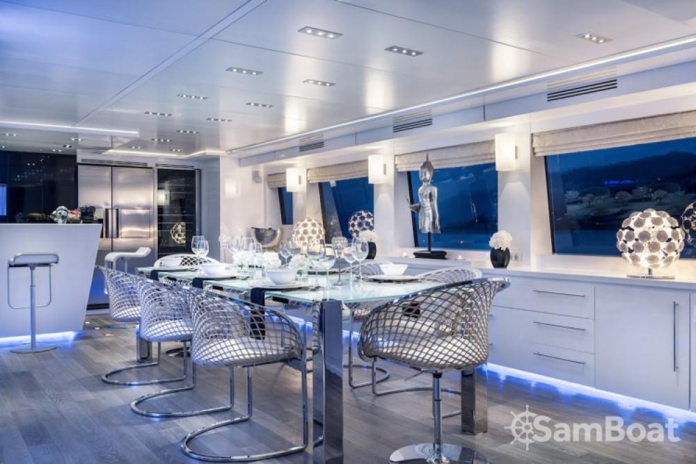 """Yachten mieten in Monaco - Concept-Marine 42.90 metres (140' 9"""")"""