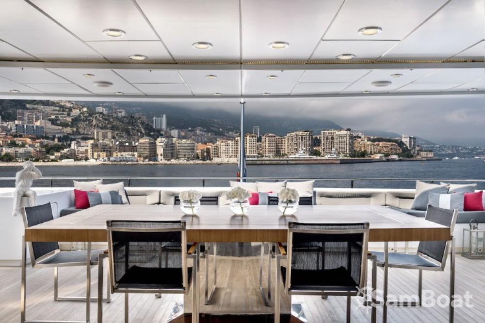 """Concept-Marine 42.90 metres (140' 9"""") zwischen Privatpersonen und professionellem Anbieter Monaco"""