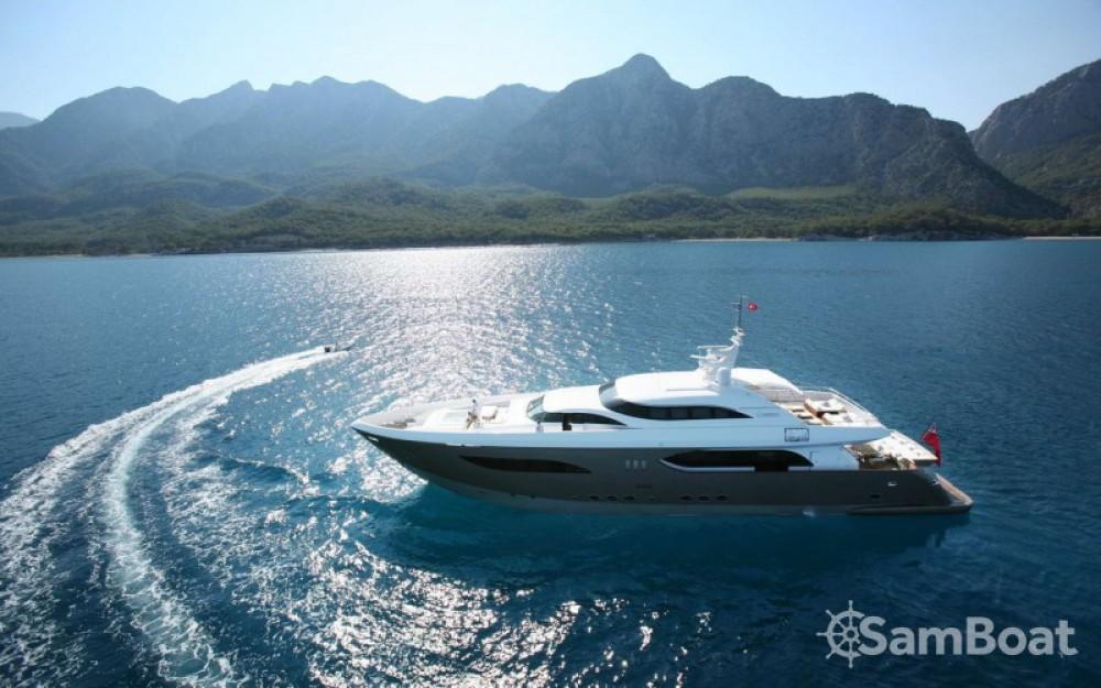 "Ein Tamsen-Yachts 40.00 metres (131' 3"") mieten in Monaco"