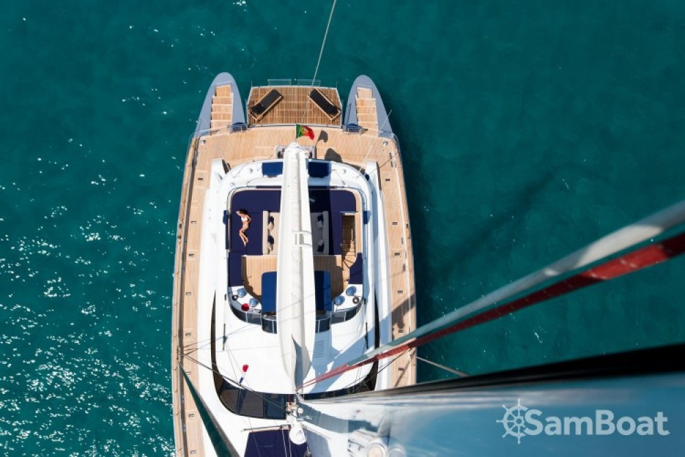 "Yacht-Charter in Monaco - Olivier-Racoupeau 31.00 metres (101' 8"") auf SamBoat"