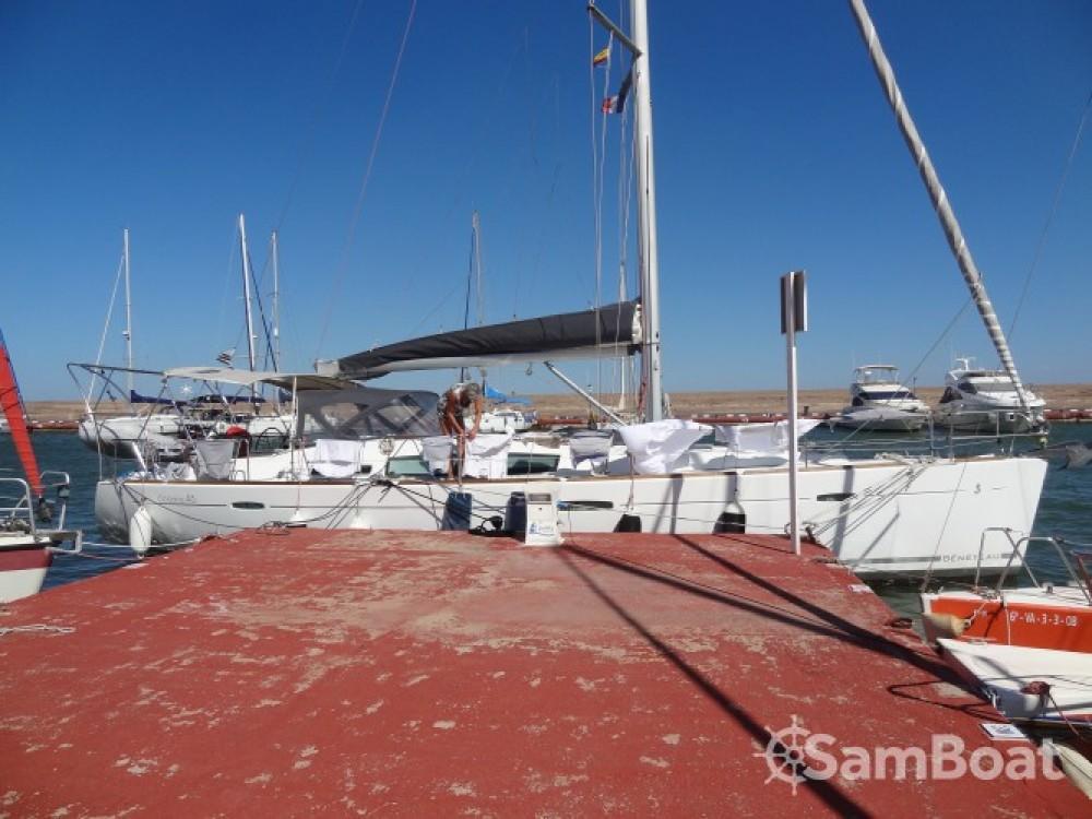 Segelboot mieten in Morlaix - Bénéteau Oceanis 46
