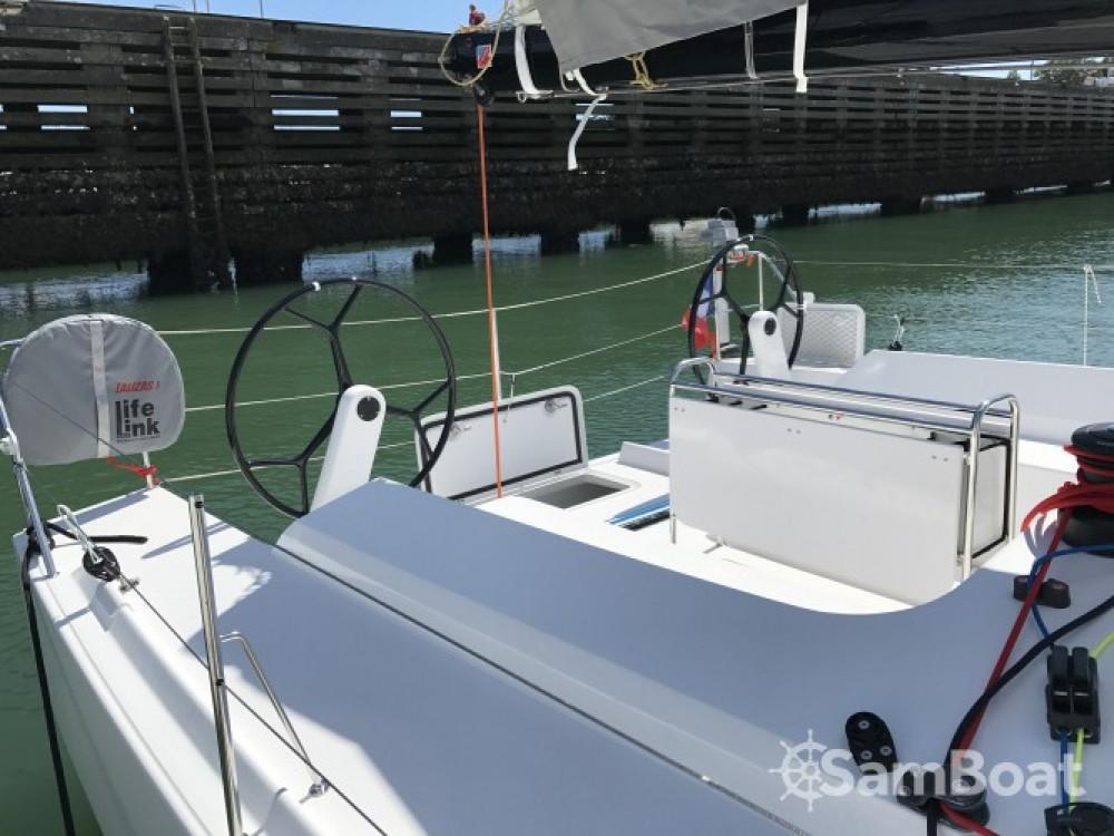 Vermietung Segelboot Pogo Structures mit Führerschein