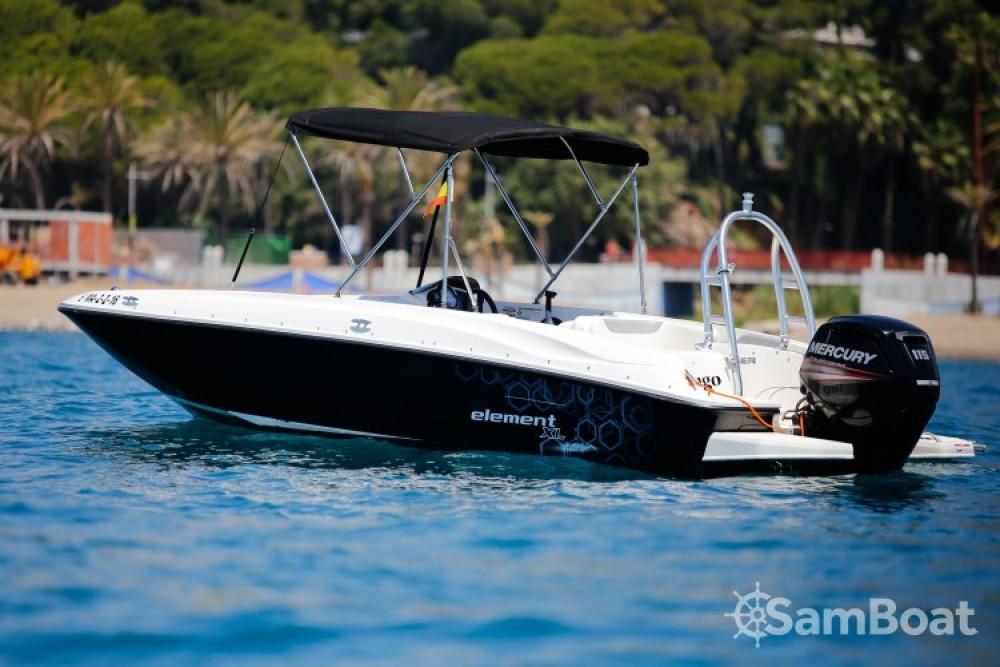 Motorboot mieten in Puerto Deportivo de Marbella - Bayliner Element