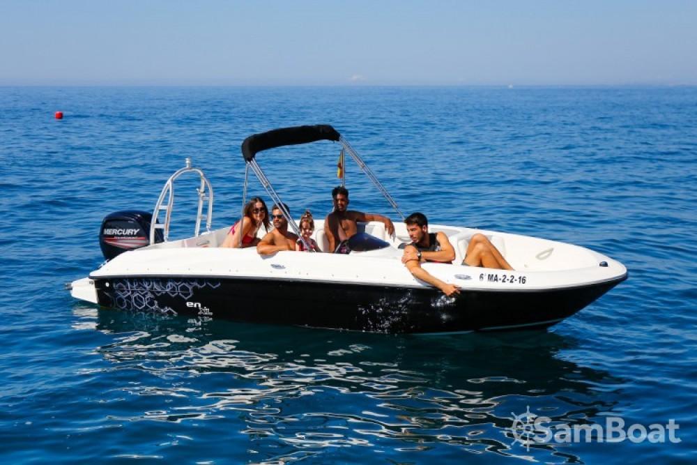 Bootsverleih Bayliner Element Puerto Deportivo de Marbella Samboat