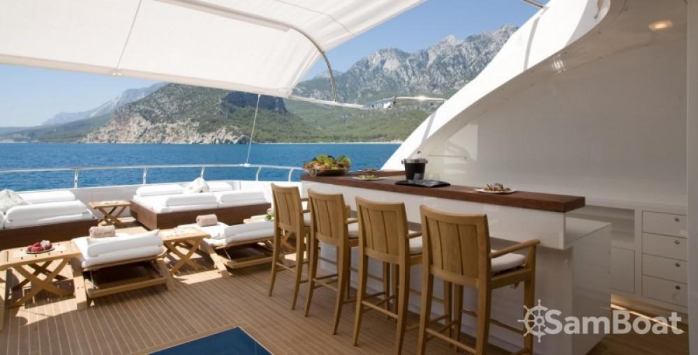 """Tamsen-Yachts 40.00 metres (131' 3"""") zwischen Privatpersonen und professionellem Anbieter Monaco"""