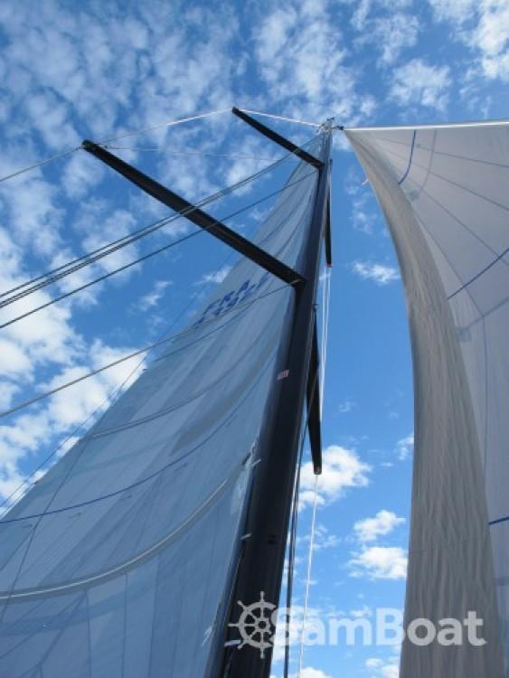 Segelboot mit oder ohne Skipper Pogo Structures mieten in La Trinité-sur-Mer