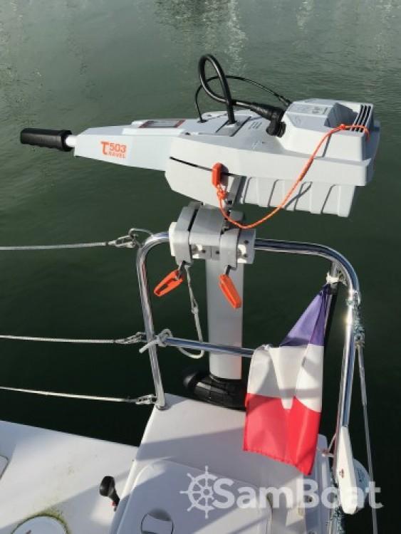 Bootsverleih La Trinité-sur-Mer günstig Pogo 12.50