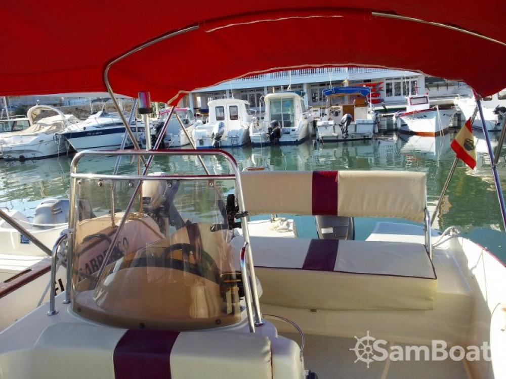 Motorboot mit oder ohne Skipper Sessa Marine mieten in Real Club Náutico