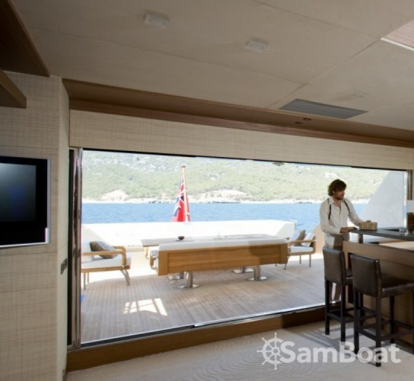 "Yacht-Charter in Monaco - Tamsen-Yachts 40.00 metres (131' 3"") auf SamBoat"