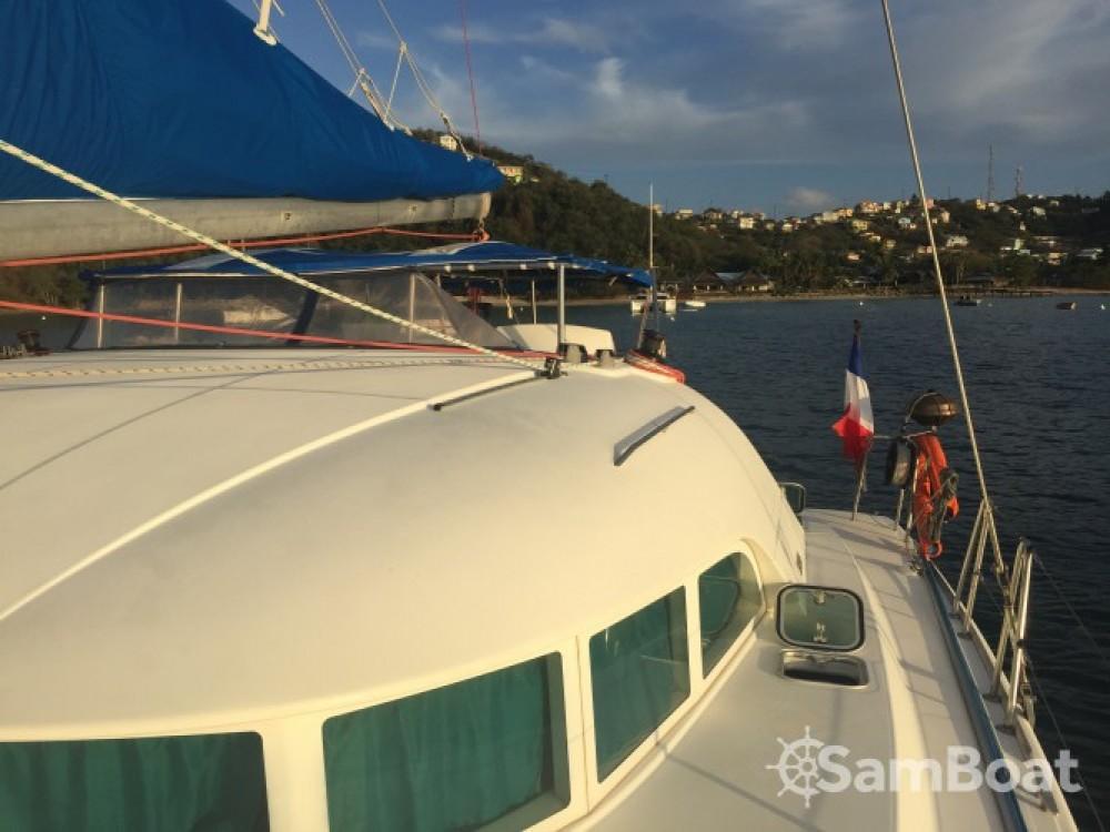 Yacht-Charter in Martinique - Lagoon Lagoon 380 auf SamBoat