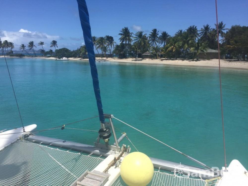 Katamaran mieten in Martinique - Lagoon Lagoon 380