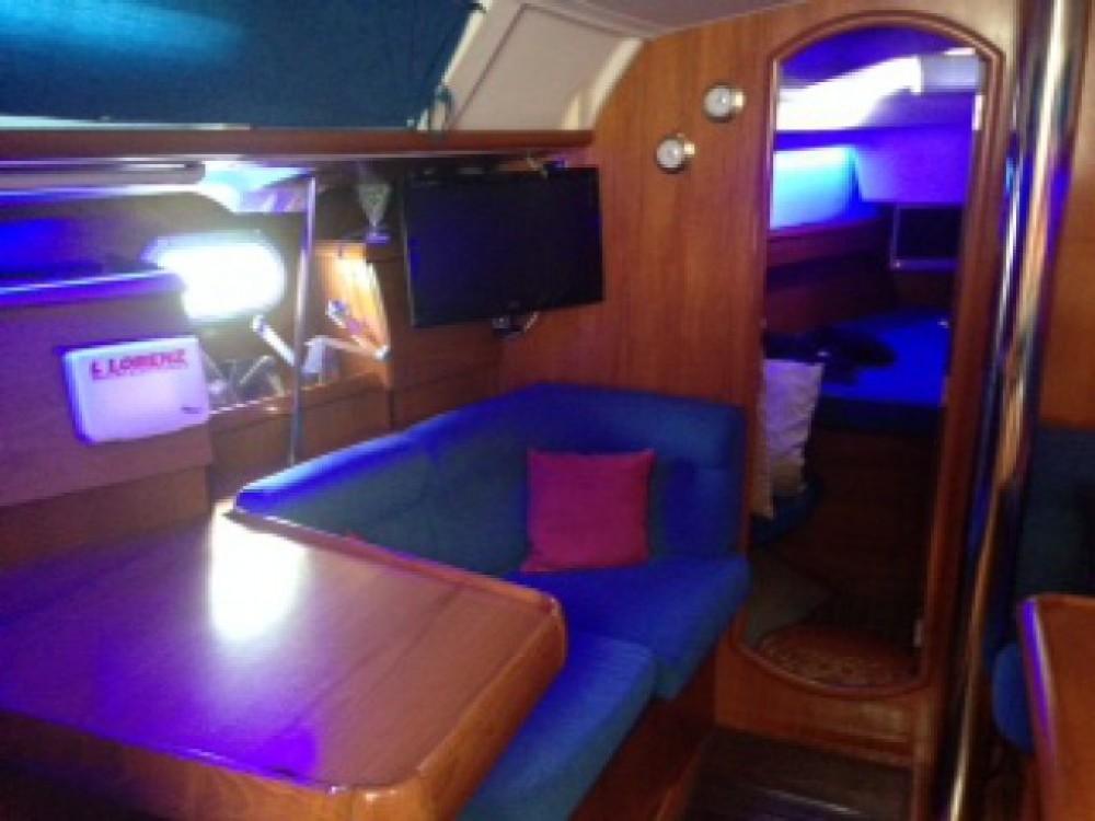 Bootsverleih Jeanneau Sun Odyssey 40 Neapel Samboat