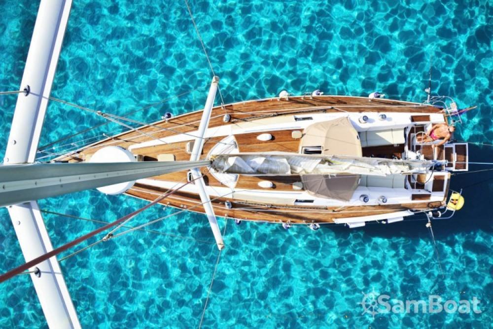 Segelboot mieten in Nettuno - Wauquiez Centurion 45 S