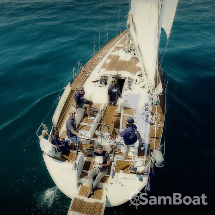 Yacht-Charter in Nettuno - Wauquiez Centurion 45 S auf SamBoat
