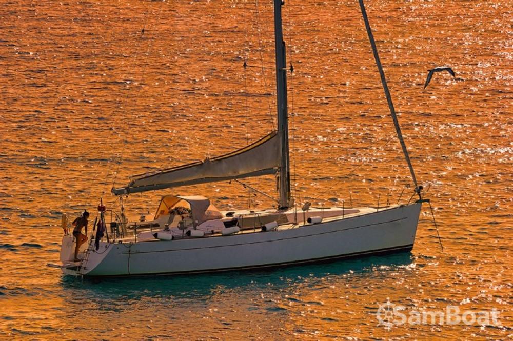 Vermietung Segelboot Wauquiez mit Führerschein