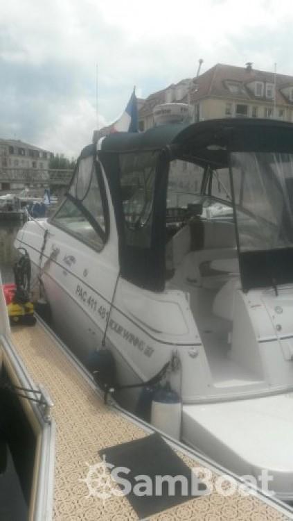 Motorboot mieten in Cergy - Four Winns Vista 238
