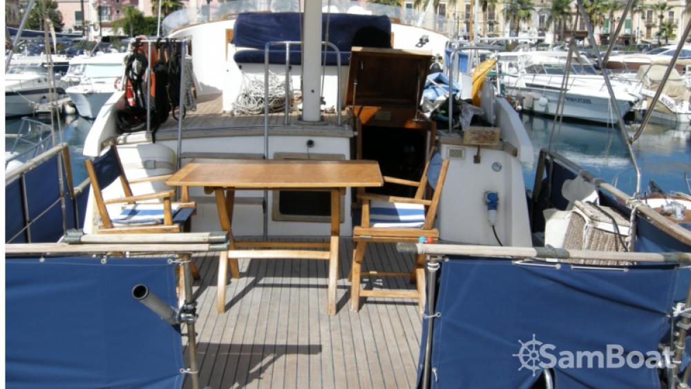 Vermietung Motorboot Trawler mit Führerschein