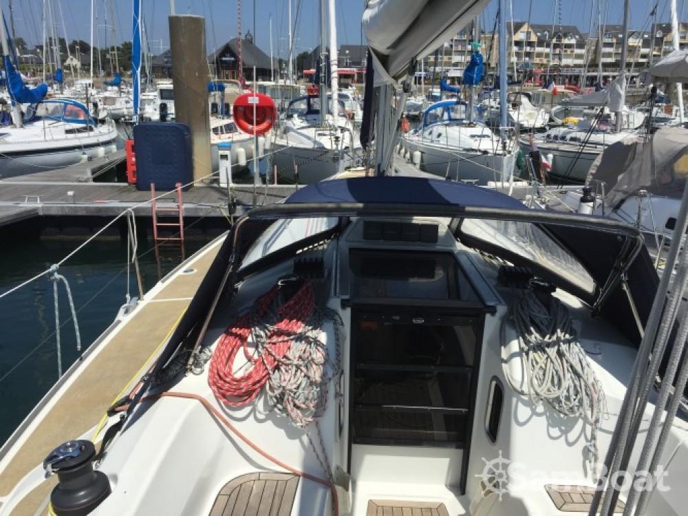 Yacht-Charter in Port du Crouesty - Dehler DELHER 36 auf SamBoat